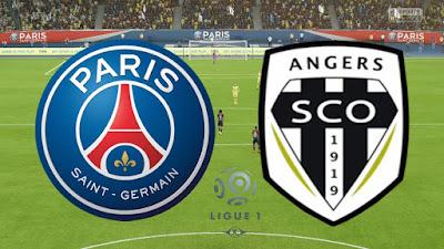 مشاهدة مباراة باريس سان جيرمان وآنجيه