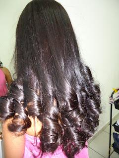 Glaucia Hair Style