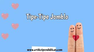 tipe-tipe jomblo
