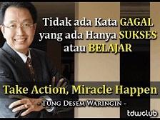 Apakah Kaya Berdasarkan Tung Desem Waringin?