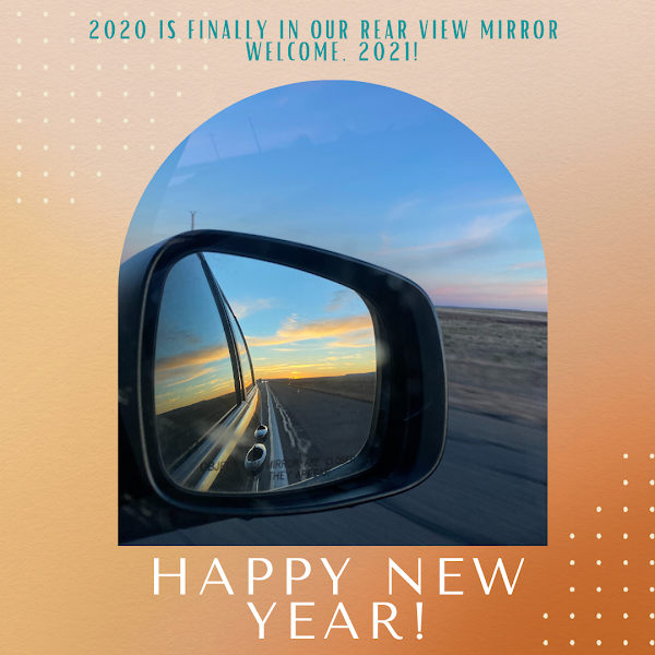 Moving Forward to 2021!