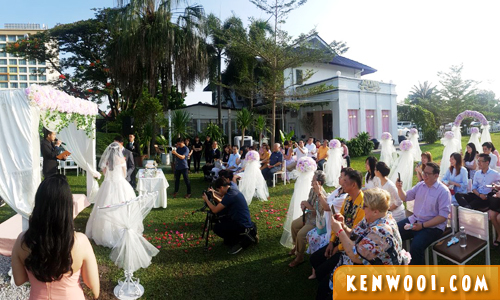 ipoh adonis garden wedding