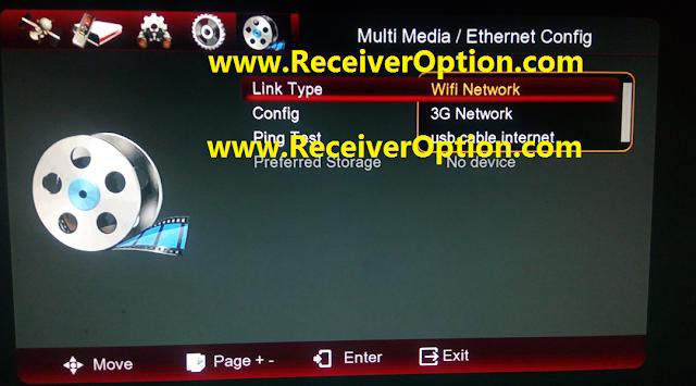 MULTI MEDIA 1506T SCR1 MENU TYPE POWERVU KEY NEW SOFTWARE ALL SATELLITE OK