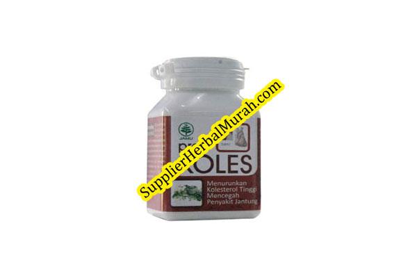 Pro Koles (Menurunkan Kolesterol Tinggi dan Mencegah Penyakit Jantung