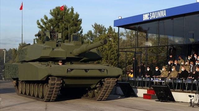 Μπορεί η Τουρκία να κατασκευάσει ένα πραγματικά δικό της άρμα μάχης; Η λύση «Φρανκεστάιν»…