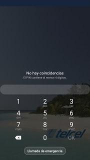 Como quitar huella digital de un celular Samsung Galaxy a10s