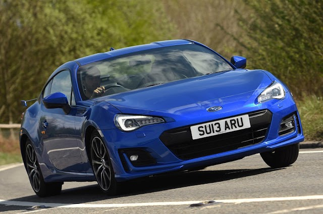 Subaru substantially raises UK prices across the range - Price for BRZ sports car up 15%,