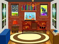 G2M Brick Wall House Escape