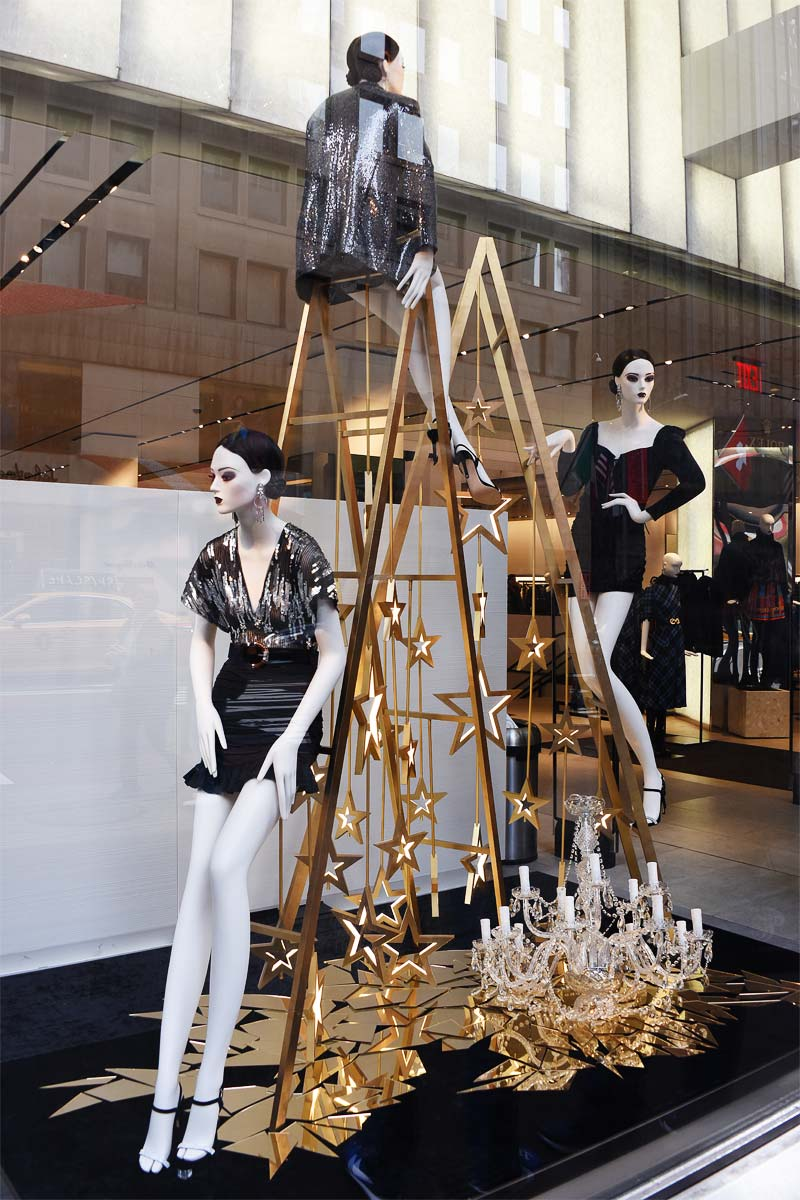 2018 New York Window Display