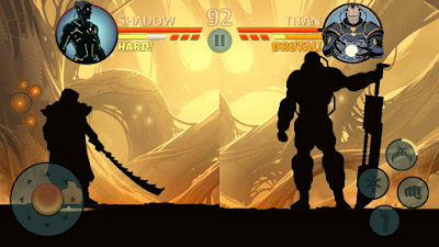 لعبة قتال الظّل Shadow Fight 2 مهكرة للأندرويد, لعبة شادو فايت 2 مهكره