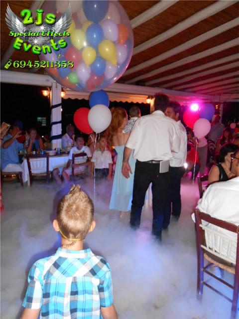 ΒΑΠΤΙΣΗ ΣΥΡΟΣ ΠΥΡΟΤΕΧΝΗΜΑΤΑ ΞΗΡΟΣ ΠΑΓΟΣ DRY ICE SYROS2JS EVENTS