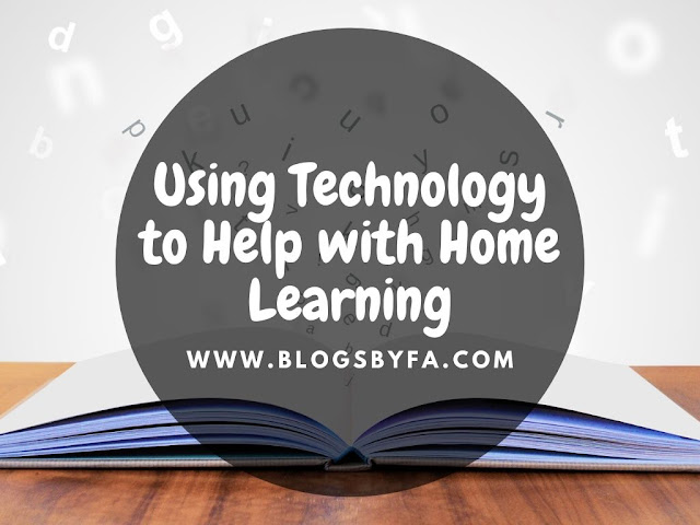 Using Technology to Help with Home Learning