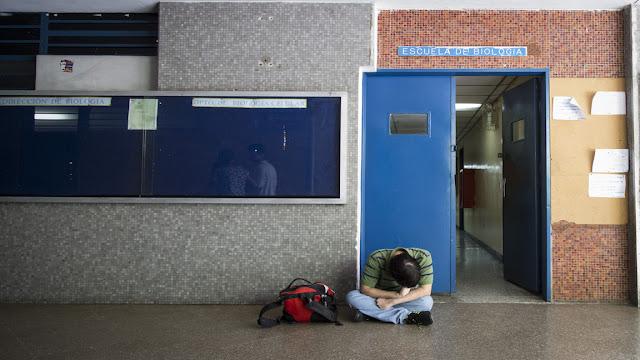 Venezuela se queda sin estudiantes ante incremento de la deserción