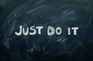 Kekuatan Lakukan Saja, Kerjakan Saja, Wujudkan Saja