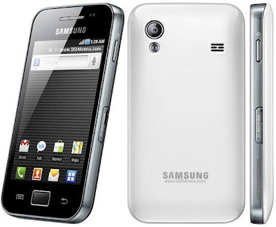 Install Official Android 2 3 6 XWKTM Firmware Galaxy Ace