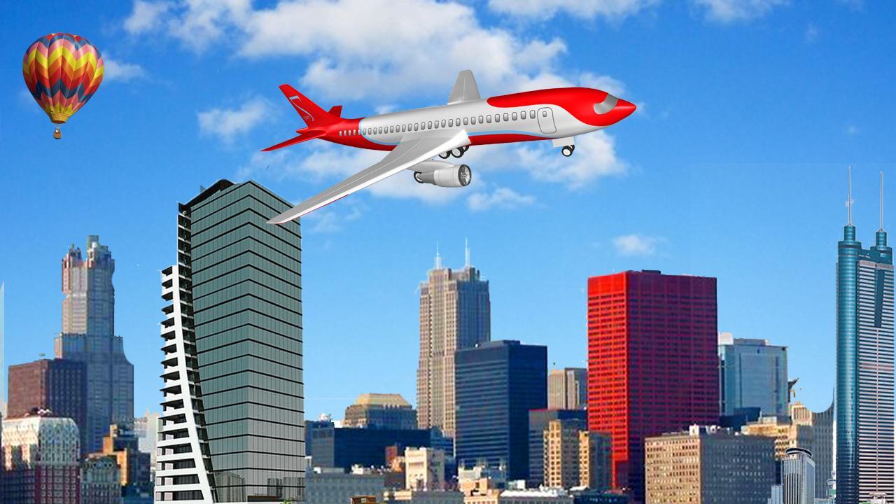 Game Pesawat Terbaik di Android Flight Simulator Airplane