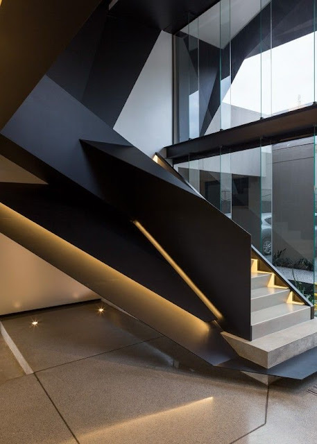 Stylish staircase designs