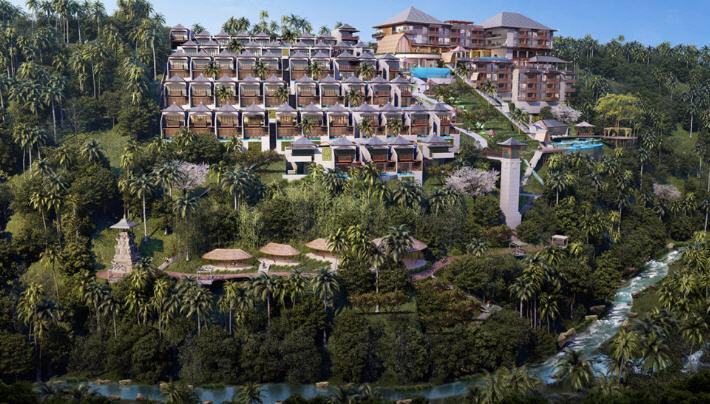 Royal Venya Resort Bali