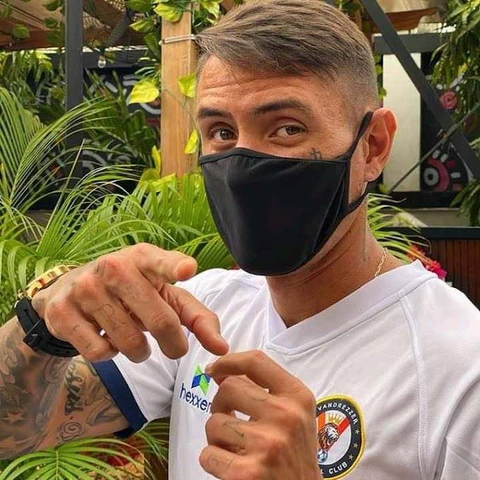 Brazilian Star arrives Nigeria to join NNL side Vandrezzer FC