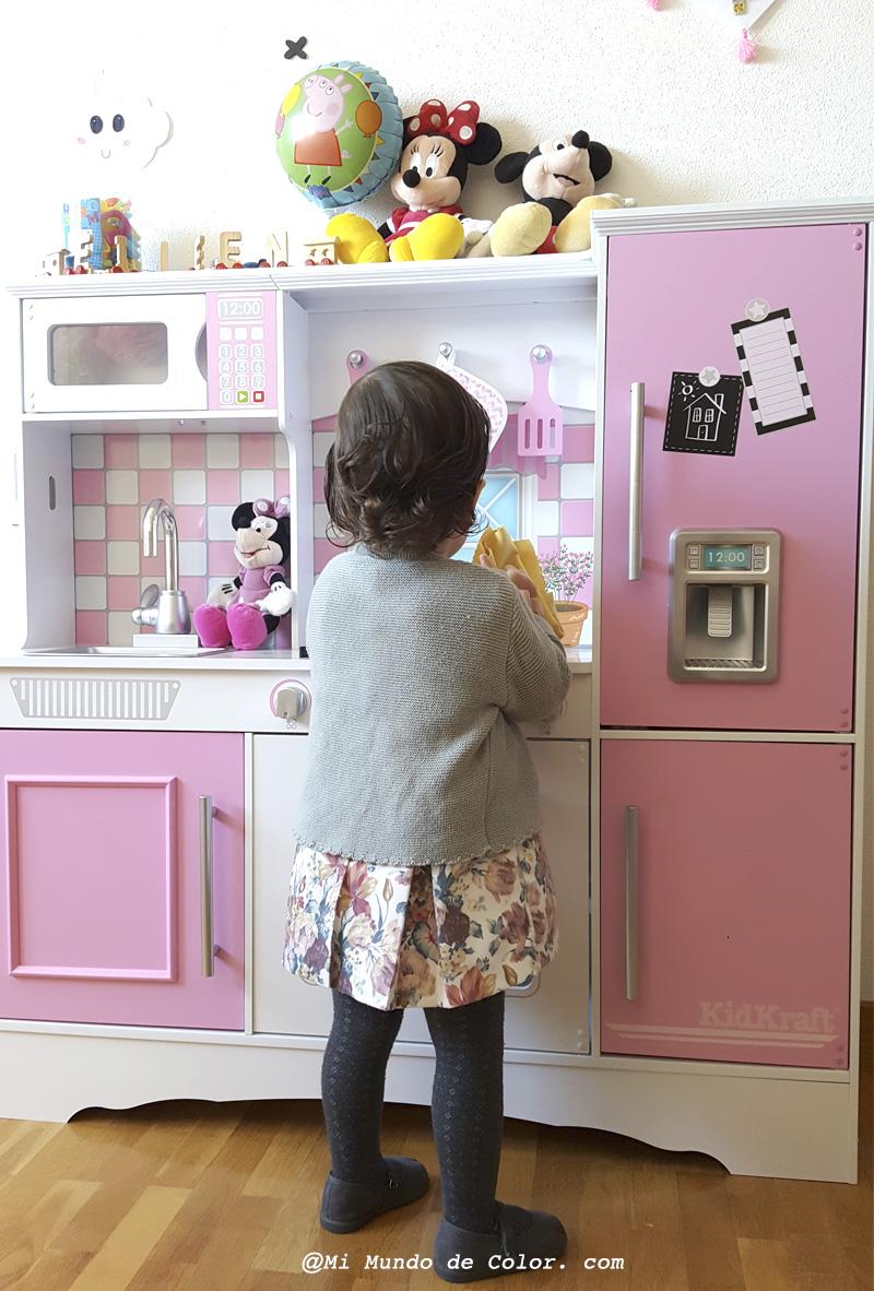 juguetes infantiles cocinas kid kraft