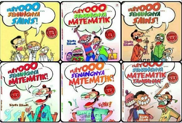 buku matematik dan sains