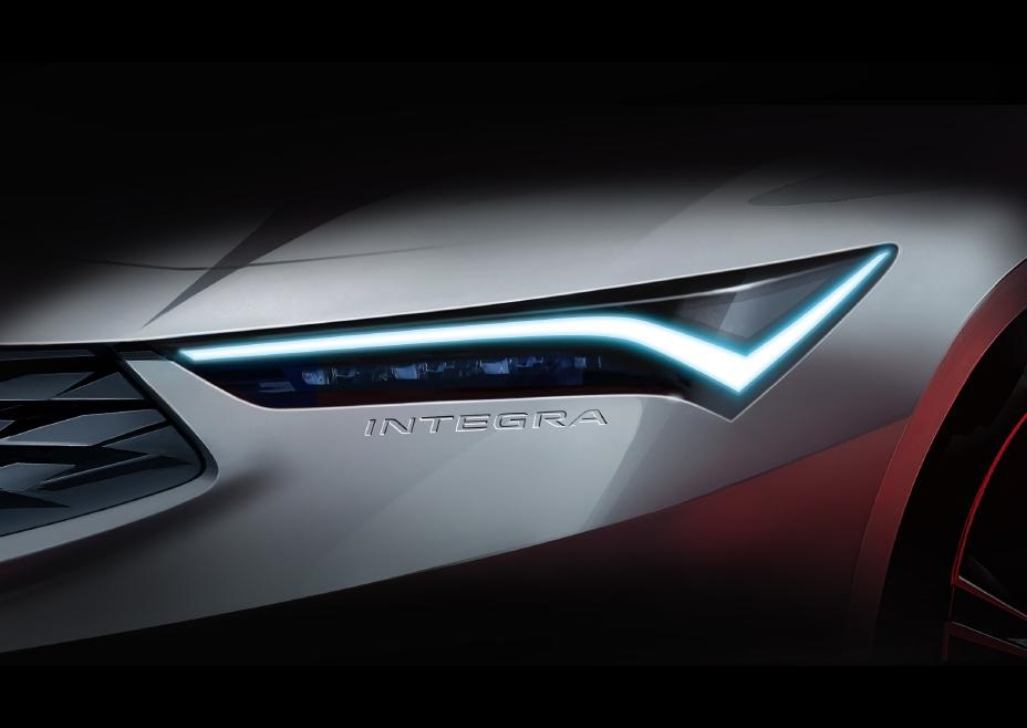 Acura Integra coming for a new generation