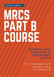 MRCS Part B Course