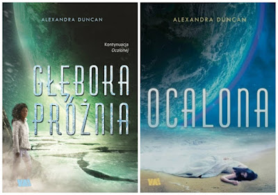 """Głęboka próżnia"" Alexandra Duncan"