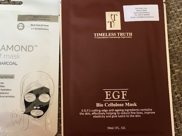 Bio-Cellulose EGF Revitalising Facial Beauty Mask