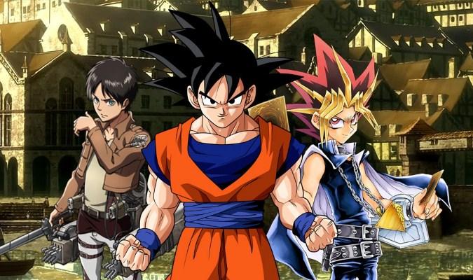 Game Adaptasi Anime Terbaik untuk Windows