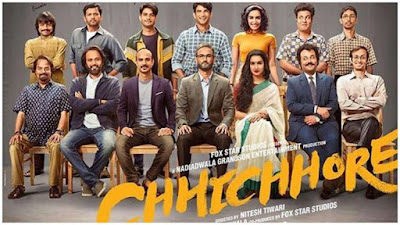 Chhichhore Full Movie Download Filmywap Filmyzilla Pagalworld 720p 480p 300mb