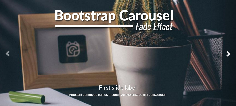 Bootstrap 3 Carousel Fade Effect - GOOGLE