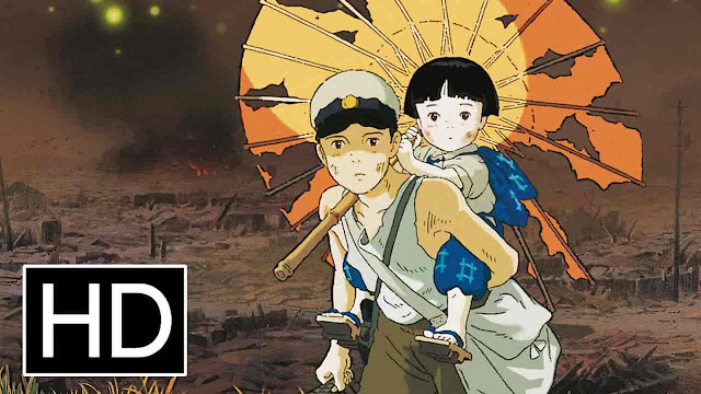 Grave of the Fireflies Movie in Hindi