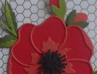Craftyduckydoodah!, Painted Poppies, Peaceful Poppies Suite, Poppy Moments Dies, Supplies available 24/7 from my online store, Susan Simpson UK Independent Stampin' Up! Demonstrator