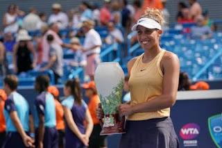 TENIS (Masters 1000 Cincinnati femenino 2019) - Madison Keys ostenta su quinto título venciendo a Kuznetsova