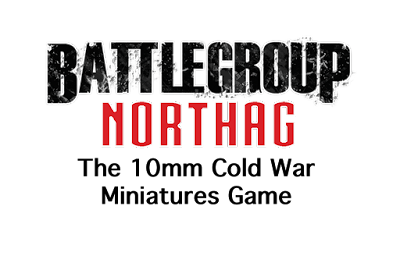 Battlegroup NORTHAG Launch Weekend from Plastic Soldier Company