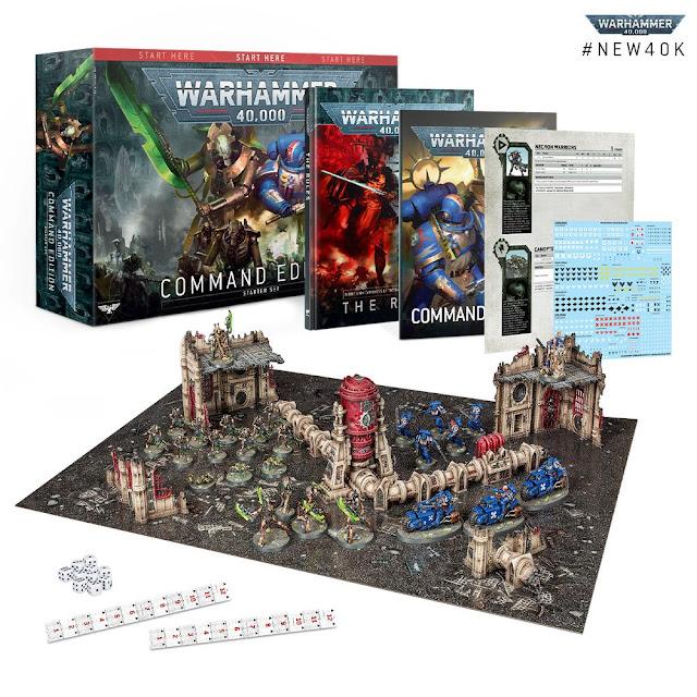 Edición de Mando Warhammer 40,000