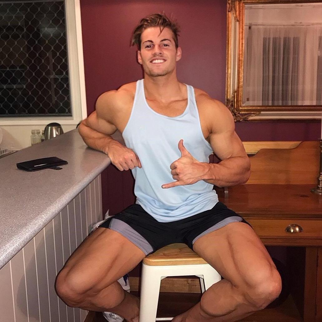 Legs men thick 7 Killer