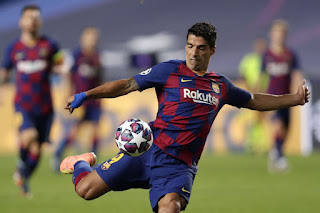 Barcelona ex coach Rexah tips club to sell Luis Suarez