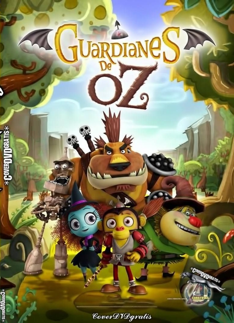 Os Guardiões de Oz – Legendado (2015)