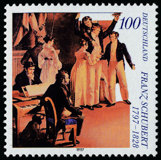 Germany 1997 Franz Schubert