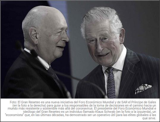 El 'Gran Reseteo' del Imperio Británico