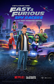 Fast and Furious Spy Racers Netflix Trailer