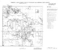 gold prospecting the Black Hills of South Dakota: November