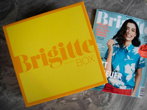 BRIGITTE Box Nr. 3/2021 Mit allen Sinnen