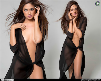 Yam Concepcion In FHM 2015 2