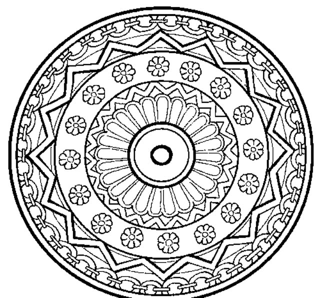 Geometric Free Printable Coloring Pages holiday.filminspector.com