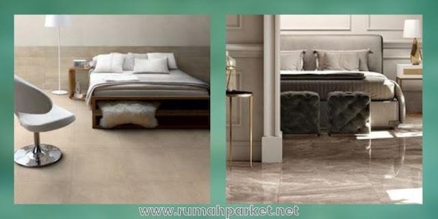 material lantai untuk kamar tidur - keramik
