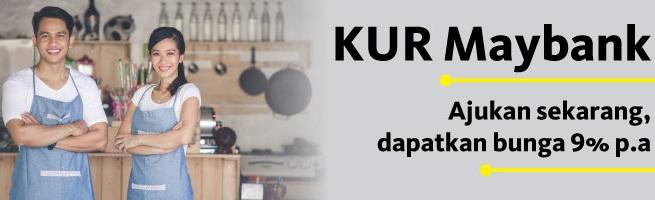Syarat Dan Bunga Pinjaman KUR Ritel Maybank Indonesia ...
