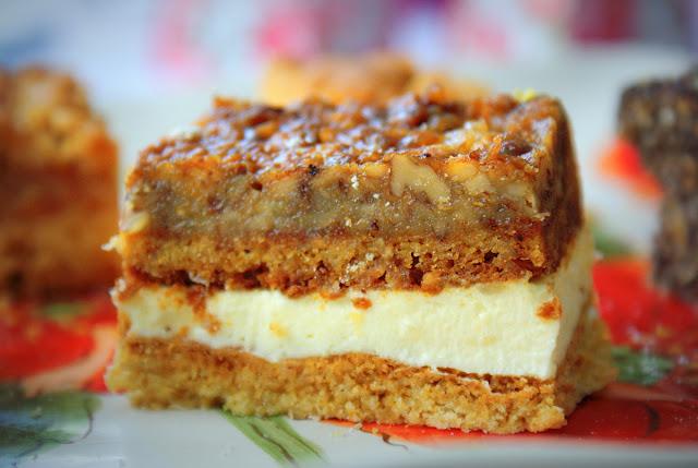 miodownik,orzechowiec,ciasto z miodem,ciasto latwe,skworcu